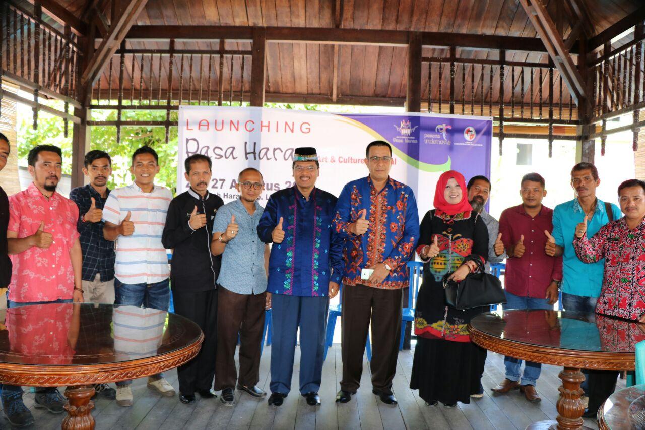 Pasa Harau 2017 gelaran kebudayan Minangkabau.
