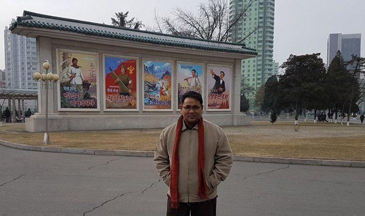 TEGUH SANTOSA: HINDARI KETEGANGAN SEMENANJUNG ASIA PASIFIK, JANGAN SERANG KOREA UTARA