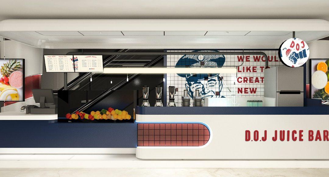 DOJ – Konsep Juice Bar Unik dengan Produk Freshly-Made Telah Dibuka Di Plaza Indonesia