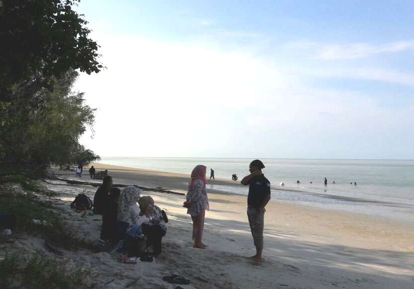 Betting Aceh Bisa Dijadikan KEK Pariwisata Riau