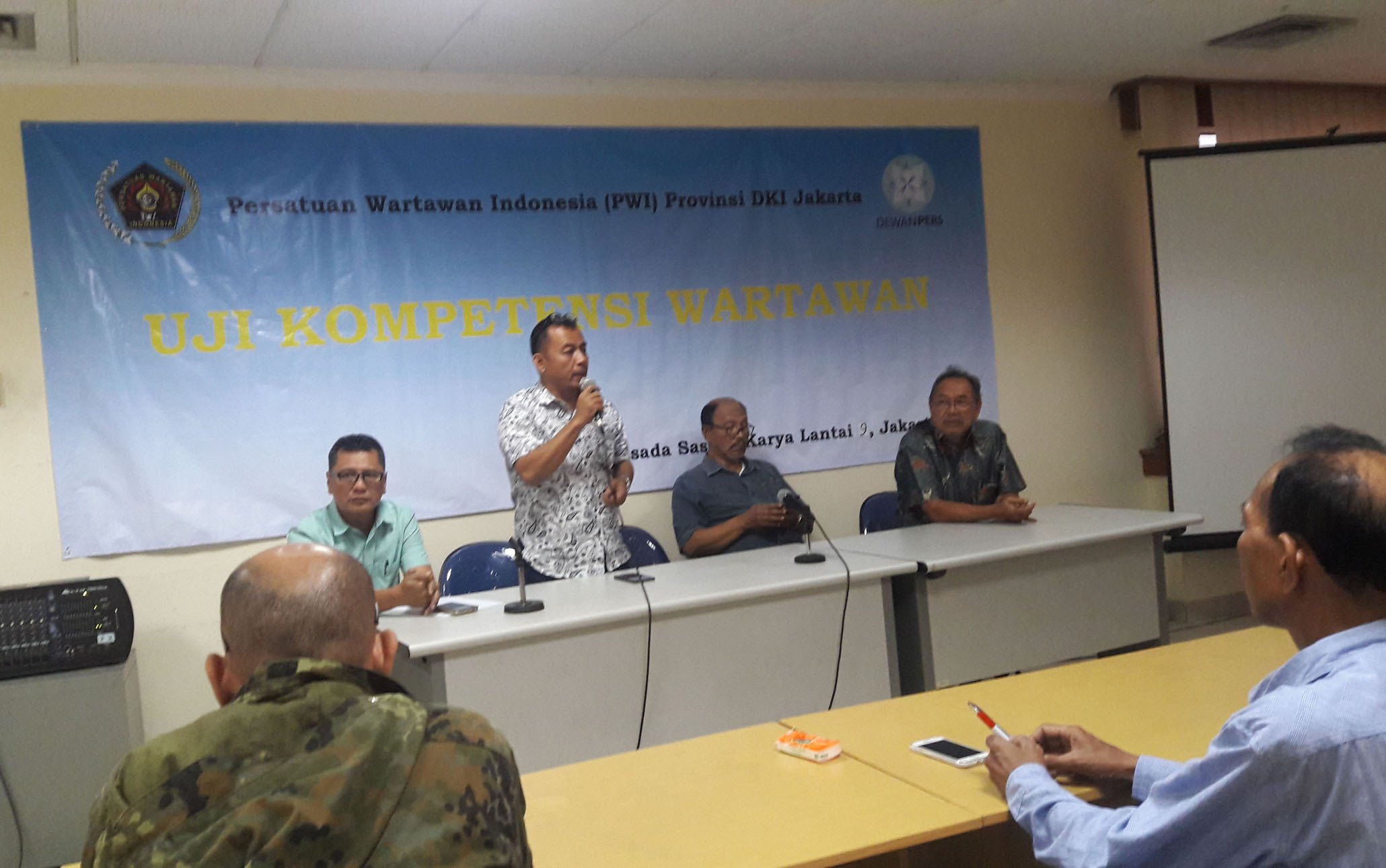 PWI DKI Jakarta Gelar UKW Ke-30