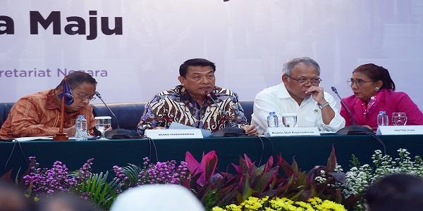 4 Tahun Jokowi-JK, Kemiskinan dan Harga-harga Turun