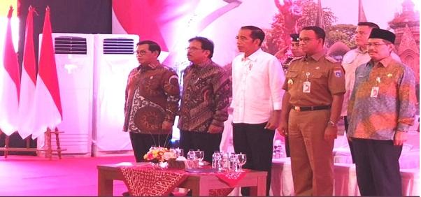 Presiden: Dana Kelurahan, Jangan Dihubungkan ke Politik!