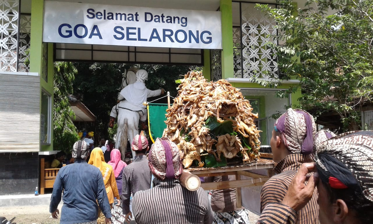 Kadispar Bantul Dukung Wisata Gua Selarong