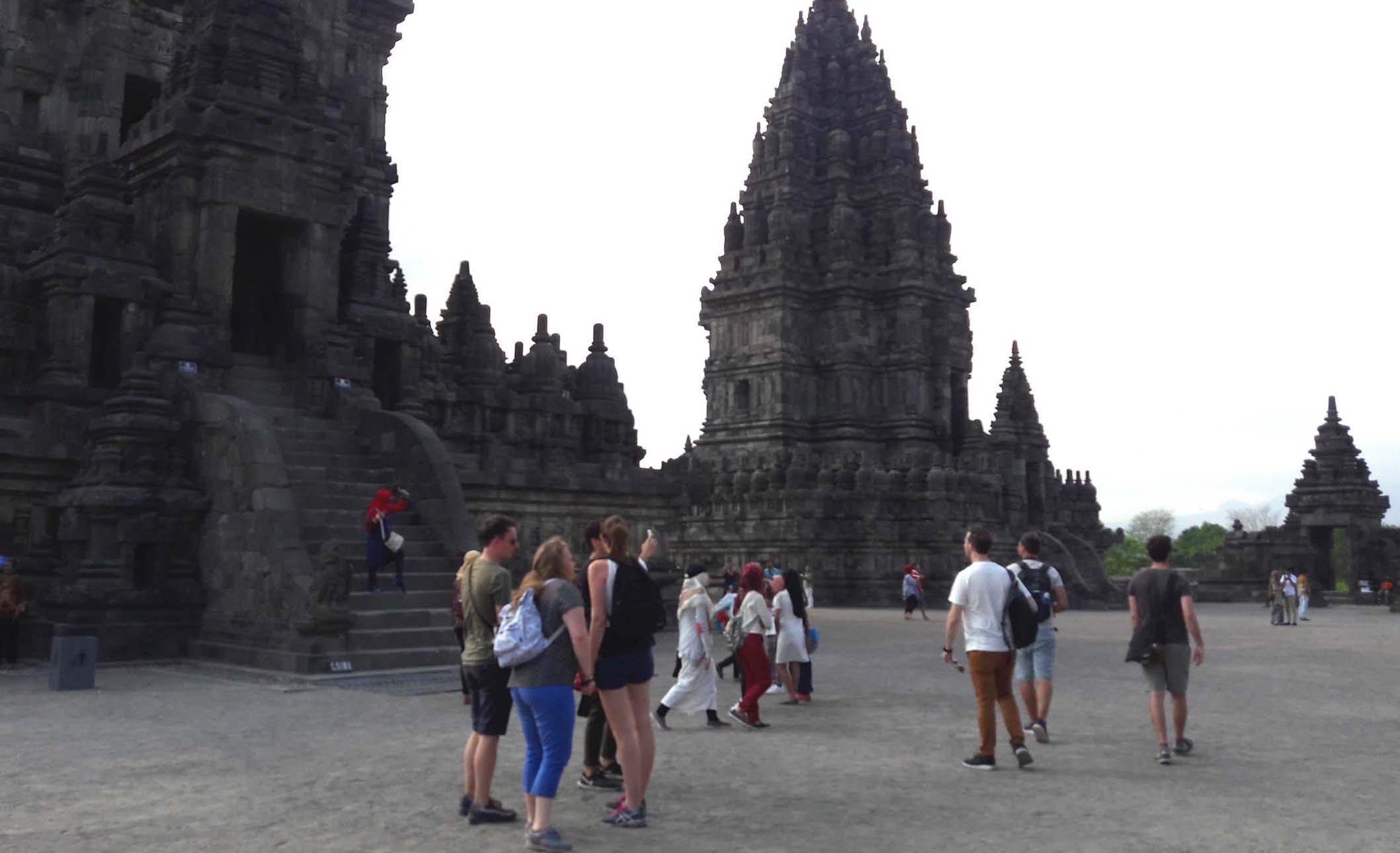 Catatan Press Tour di Kab Sleman (Pertama) Seribu Candi dan Pesona Pariwisata Nusantara