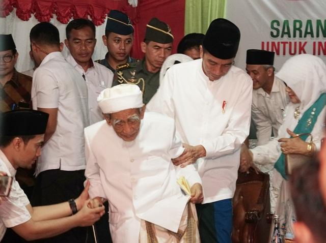 Jokowi : Berpolitik Itu Ada Tata Krama