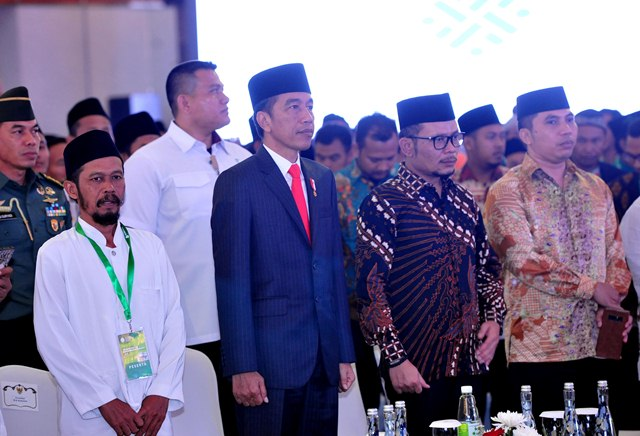 Jokowi Gelontorkan Rp1 Triliun untuk BLK Komunitas di Pesantren