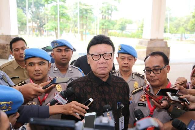 Mendagri: Kepala Daerah Punya Hak Politik Berkampanye