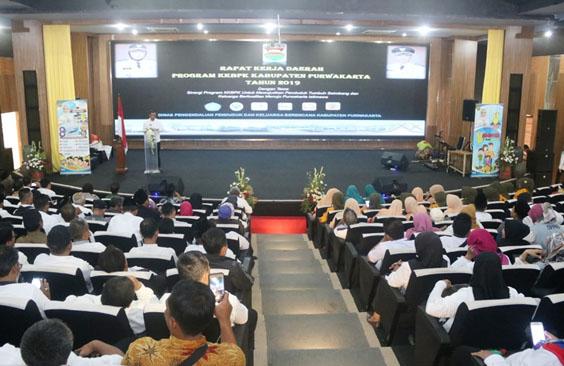 Kab Purwakarta Bangun Sinergitas Melalui Program KKBPK