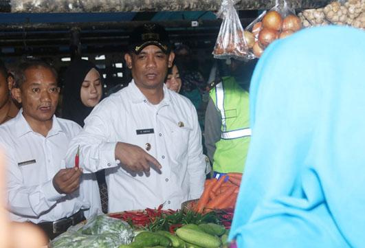 Pemkab Purwakarta Gelar Operasi Pasar Jelang Ramadhan