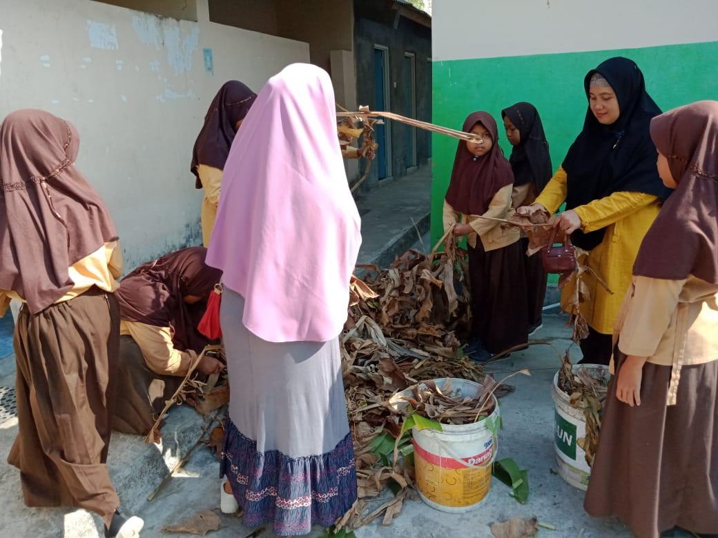 SDN Tegaldowo Bantul Menuju Sekolah Adiwiyata Tingkat Propinsi