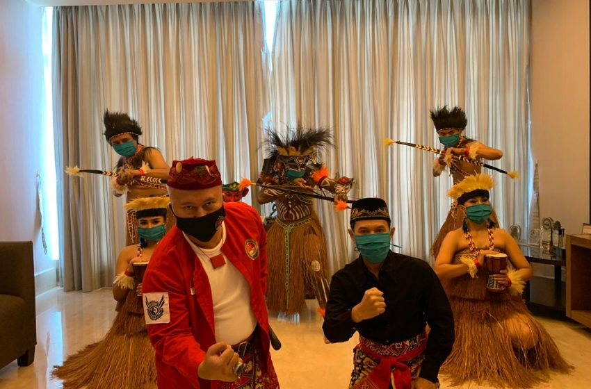 HUT Ke-38 Bamus Betawi Ditengah Pandemi Covid-19, Tidak Menyurutkan Promosi Tarian Nusantara dan Pentas Seni Budaya
