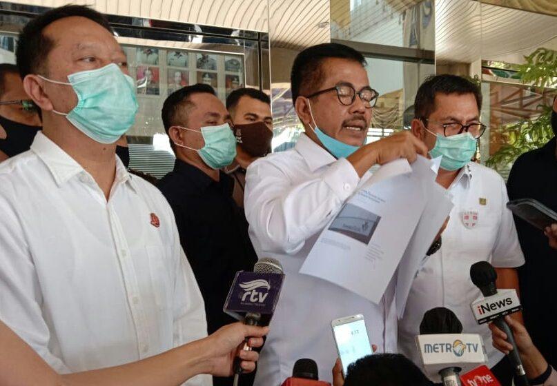 Wakil Jaksa Agung: Sitaan Rp 546 Miliar Kasus Bank Bali Sudah Disetor ke Negara