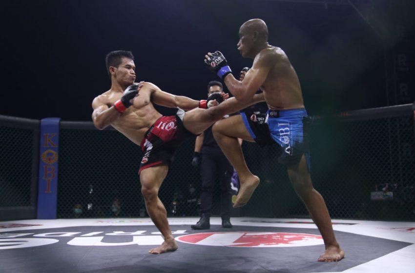 One Pride MMA : Aep Saepudin Masih Terbaik di Kelas Featherweight, Billy Pasulatan Juara Baru Kelas Strawweight