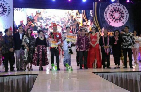 Gelar Pemilihan Utu & Keke Kawanua 2020, Ronni F Sompie : Kita Memberikan Wadah Putra-Putri Kawanua Berekspresi  Seni dan Budaya