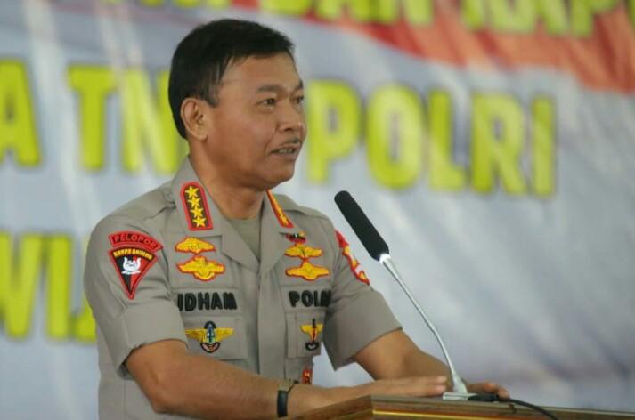 Imbauan Keras Kapolri Jelang Pilkada 2020, Anggota Berpolitik Tak Segan Dicopot