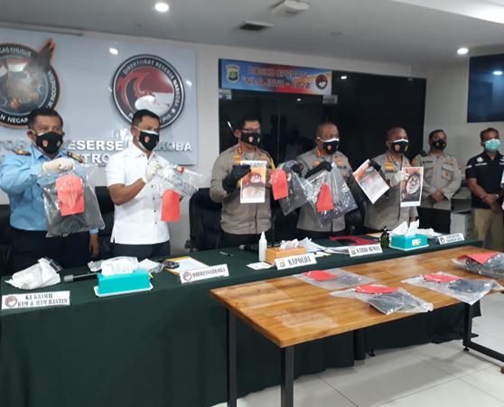 Polisi Ungkap Cai Changpan Nekat Gantung Diri Karena Terdesak Dikepung Polisi