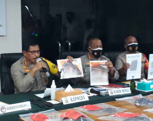 Polisi Pastikan Cai Changpan Tewas Bunuh Diri