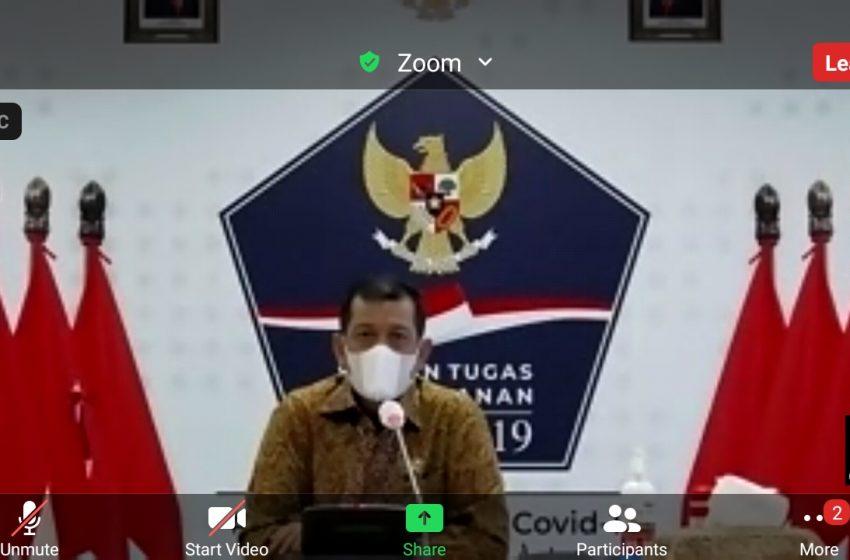 Ketua Satgas Penanganan COVID-19 Gandeng PWI Cegah Penyebaran Covid-19 di Indonesia