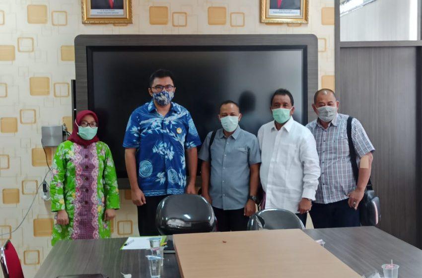 DPRD Kab Belitung Timur Konsultasi Pokir Penyusunan RKPD