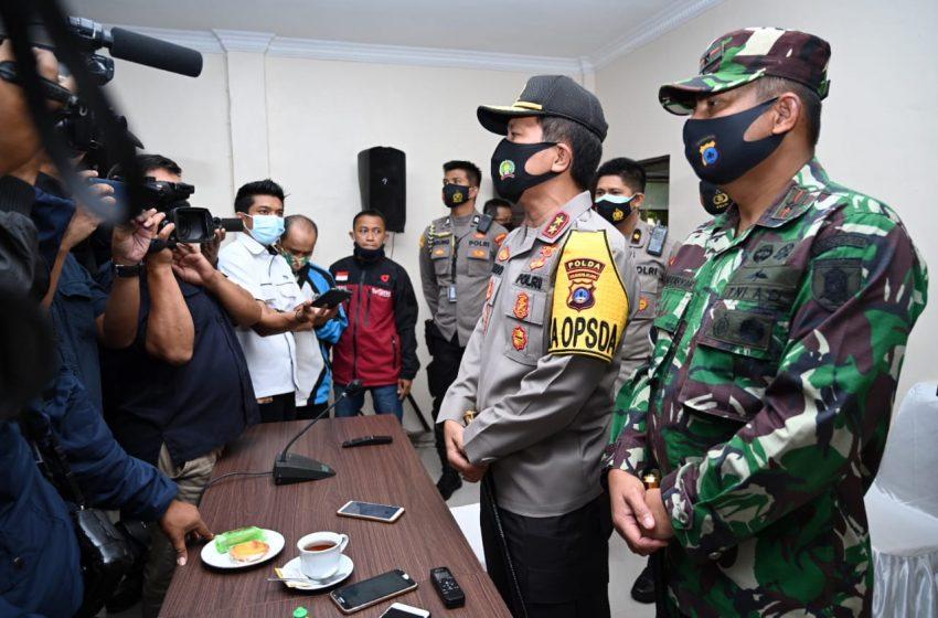 Demo Bawa Miras, Tujuh Pemuda Digelandang Jajaran Polda Kalsel