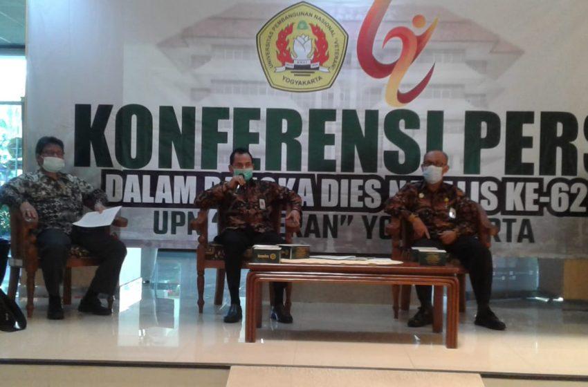 "UPN ""Veteran"" Yogyakarta Menuju Smart Campus"
