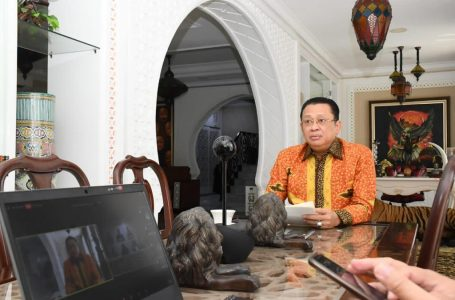 Ketua MPR RI: Perlu Restrukturisasi Cegah Tingginya Kredit Macet Dampak Pandemi Covid-19