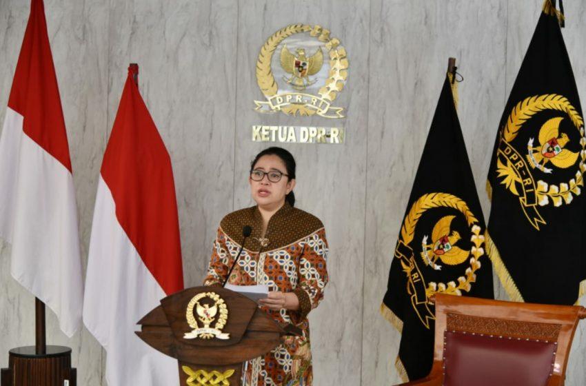 Ketua DPR RI : Penyelenggara dan Pengawas Pilkada Tegas Terhadap Protokol Kesehatan Covid-19