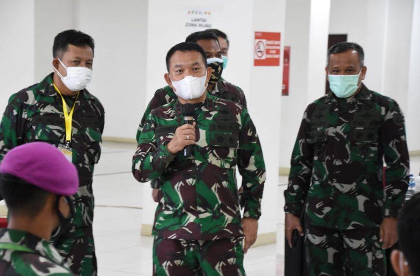 Pangdam Jaya Minta Masyarakat Jangan Melanggar Protokol Kesehatan
