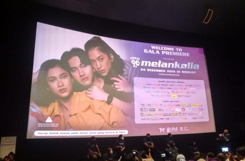 Film Generasi 90-an: Melankolia Resmi Dirilis, Siap Tayang di Bioskop