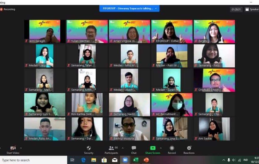FIFGROUP Gelar Program EXPLORE Bagi Siswa Siswi Kota Medan dan Semarang