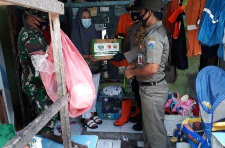 Tiga Warga Terkonfirmasi Covid-19 di Pulau Harapan Mendapat Sembako dari Kapolda Metro