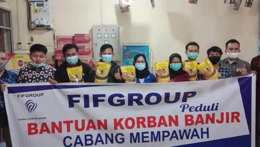FIFGROUP Salurkan Bantuan Banjir dan Gempa, 1.876 Warga Masyarakat Terima Bantuan di 10 Titik di Indonesia