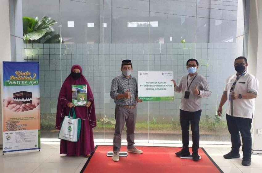 PT Sharia Multifinance Astra Resmikan Lima Kantor Cabang Pertama di Lima Provinsi