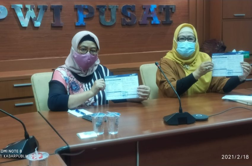 IKWI Serahkan Donasi Kepada Korban Bencana di Tiga Wilayah