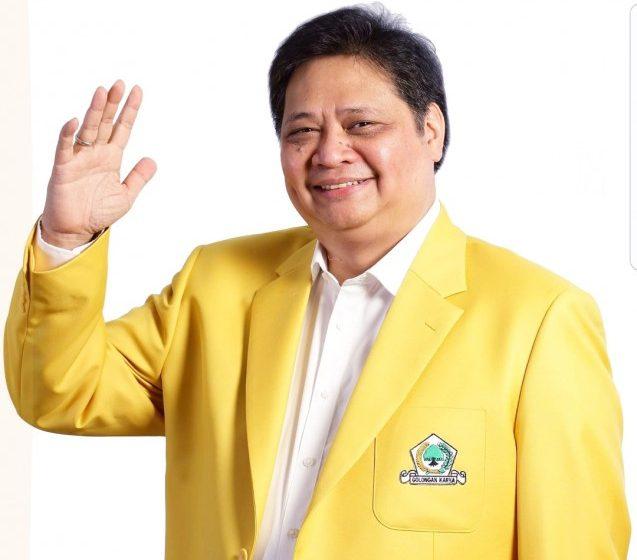 Tanggapan Polling, Ketua DPP Partai Golkar Tb Ace Hasan Syadzily : Pilihan Masyarakat Airlangga Hartarto Tokoh Harapan 2024