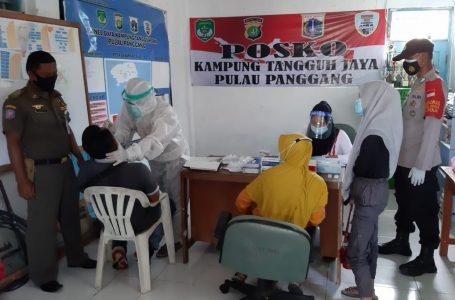 Zero Kasus, Kini KTJ Pulau Panggang Kep Seribu Utara Zona Hijau