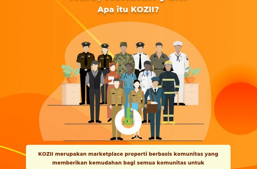 Program Menarik Marketplace Properti Berbasis Komunitas