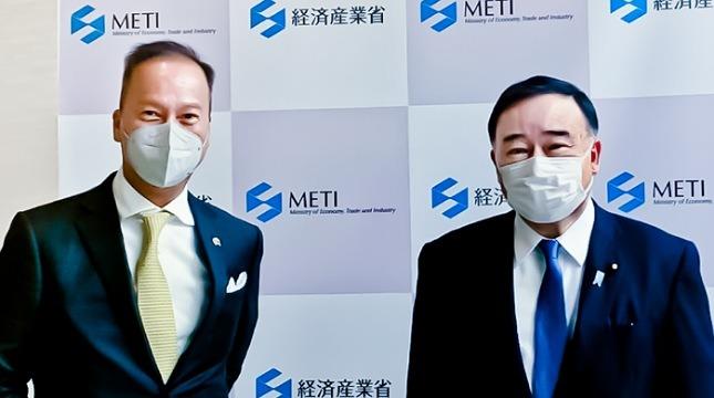 Diapresiasi Pemerintah Jepang, Agus Gumiwang: UU Cipta Kerja dan Relaksasi PPnBM Mendorong Kemudahan Investasi Industri