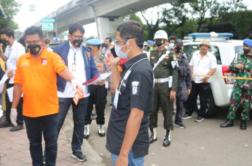 Pomdam Jaya Kawal Rekonstruksi Penembakan Dilakukan Brigadir CS