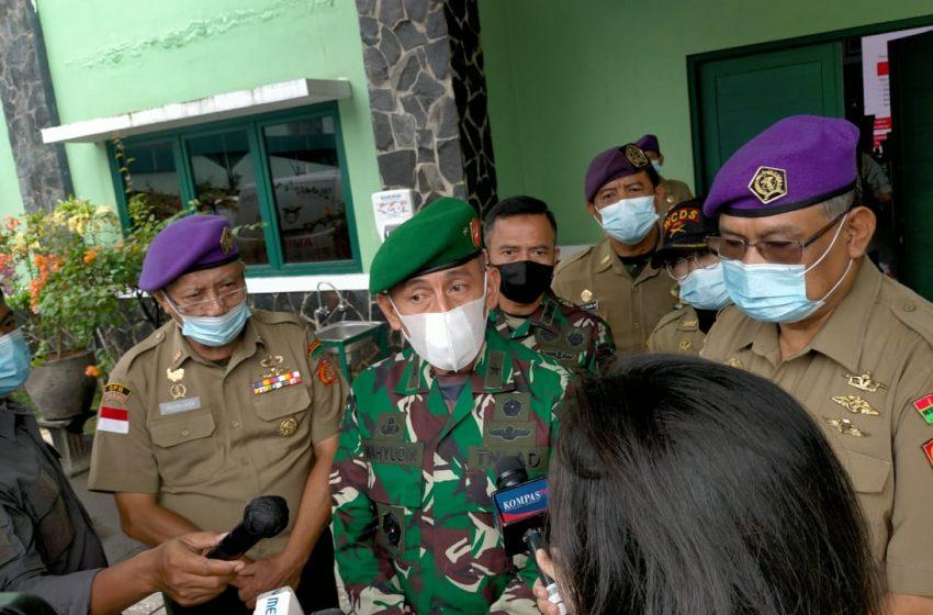 Pembinaan Wawasan Kebangsaan, Kapoksahli Brigjen TNI Wahyudin: Menwa Merupakan Komponen Cadangan Yang Siap Digerakkan Dalam Setiap Kondisi