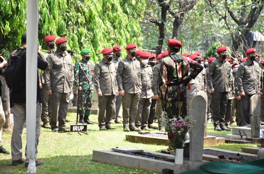 Pangdam Jaya Hadir Pada Pemakaman Kabinda Papua
