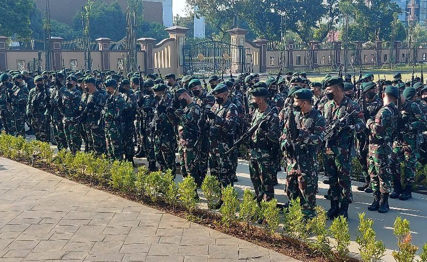 Amankan KTT Asean, TNI Diterjunkan 35 SSK