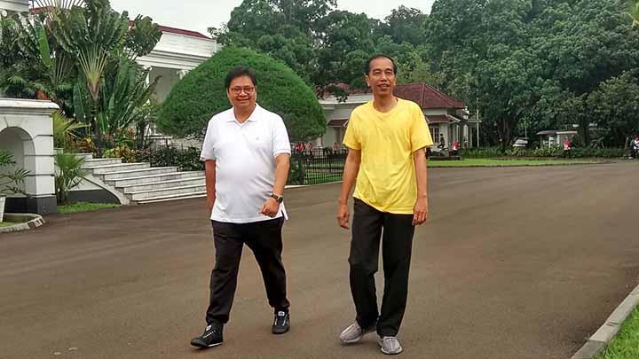 Airlangga Dipersepsikan Menteri dengan Kinerja Positif di Mata Media dan Publik