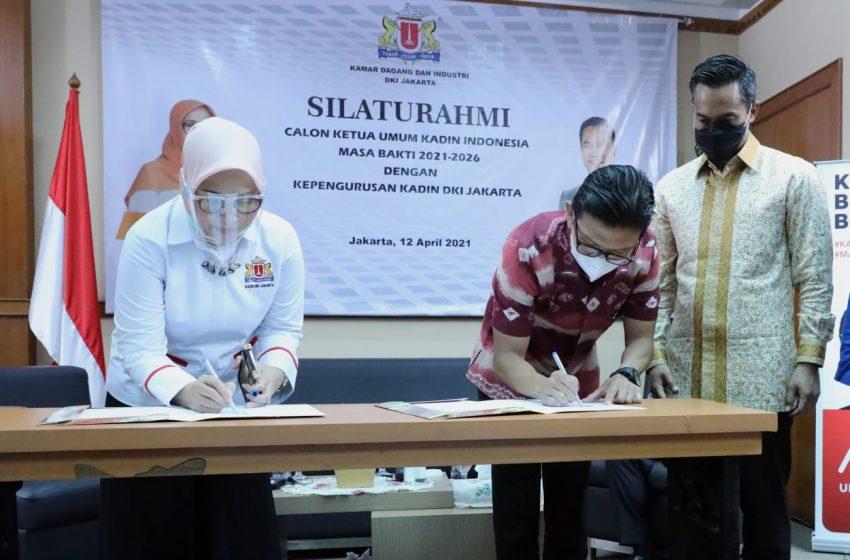 Melalui Lembaga Bakrie Amanah, Anindya Bakrie Salurkan Bantuan Dana untuk UMKM