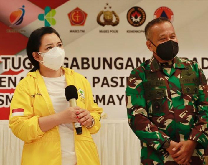 IIPG Berbagi, Saat Peringati Hari Kartini