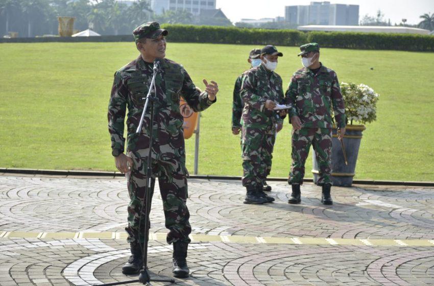 Kodam Jaya dan Polda Metro Bersinergi dalam Pengamanan Peringatan Hari Buruh