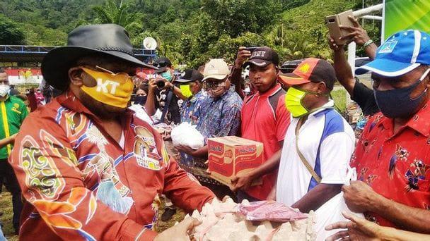 Airlangga: Golkar Kehilangan Putra Terbaiknya, Wagub Papua Wafat