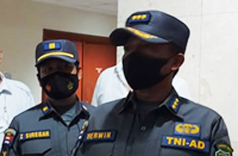 Tim Gabungan Kodam Jaya dan Polda Metro Jaya Amankan 11 OTK Penghadang Babinsa