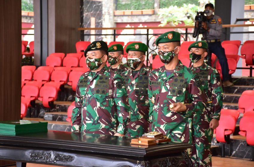 Mayjen TNI Mulyo Aji, M.A., Resmi Jabat Pangdam Jaya